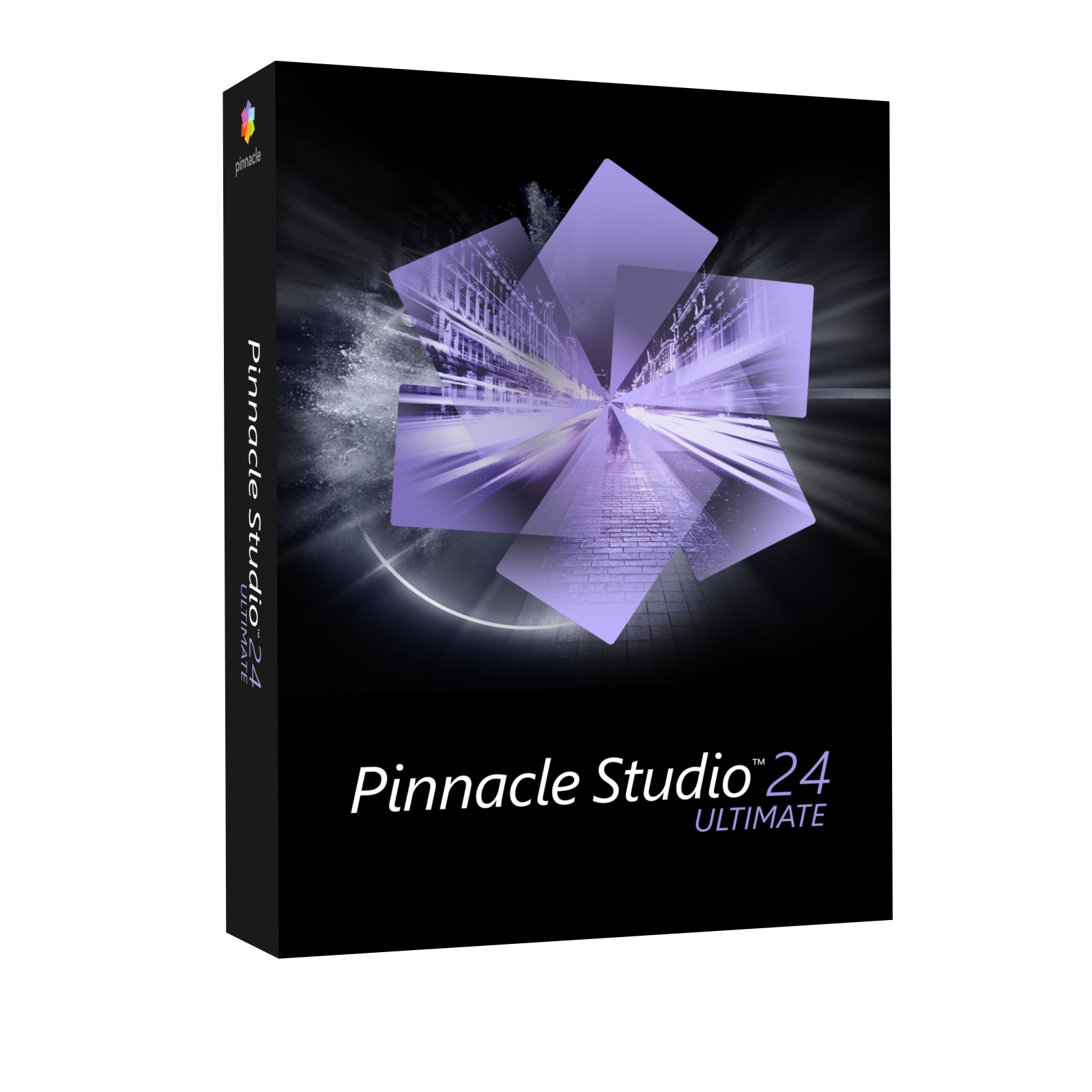 Pinnacle Studio 24 Ultimate (box) CZ Upgrade - PNST24ULMLEUUPG