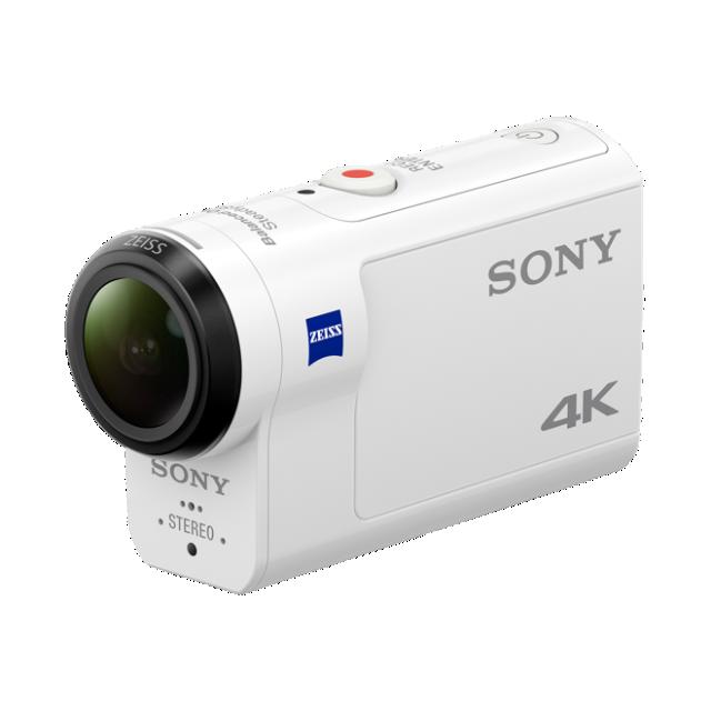 Sony 4K (FHD) kamera FDR-X3000R Action Cam - Live-View sada
