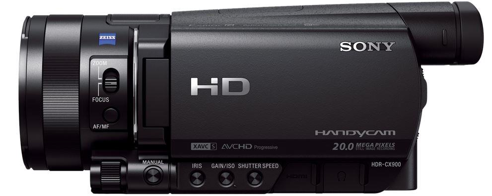 Sony HDR-CX900E,černá, 12xOZ, foto 14,2Mpix