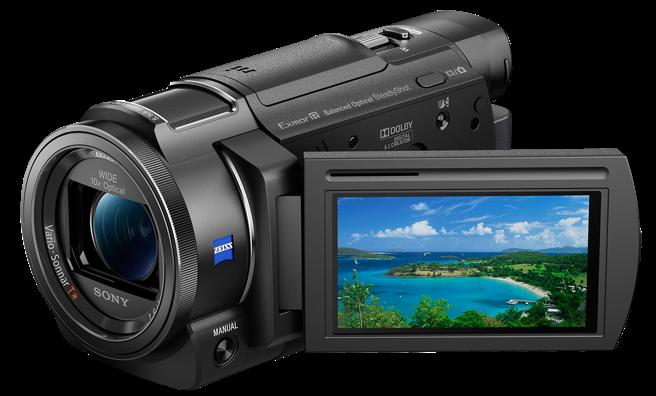 Sony UHD 4K (FHD) videokamera FDR-AX33