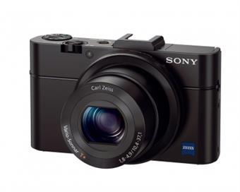 Sony DSC-RX100M2 mark II, 20,9 Mpix,WiFi, NFC