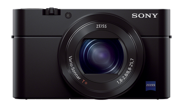 Sony DSC-RX100M3 20,1 Mpix,WiFi, NFC,hledáček EVF