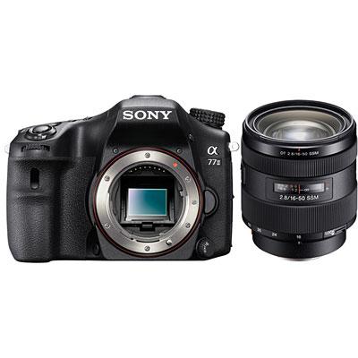 Sony  ILCA-77M2Q + 16-50mm, 24,3Mpix,bajonet A