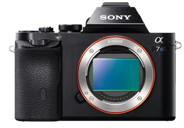 Sony ILCE-7SB, tělo,4K video,FullFrame,Bajonet E