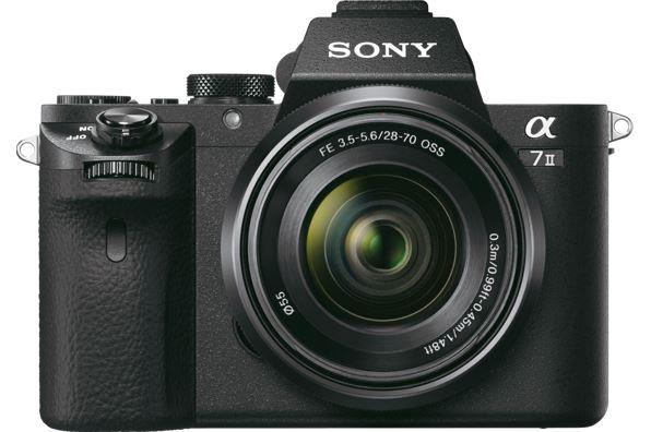 Sony ILCE-7M2, 28-70m,4K,FullFrame,Bajonet E