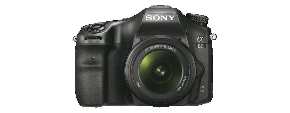 Sony A68, 18-55mm, 24,2Mpix