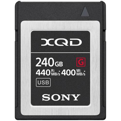 Sony XQD paměťová karta QDG240F - QDG240F