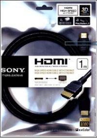 Sony HDMI kabel DLC-HE10BSK, 1 m, sáček - DLCHE10BSK.CAE