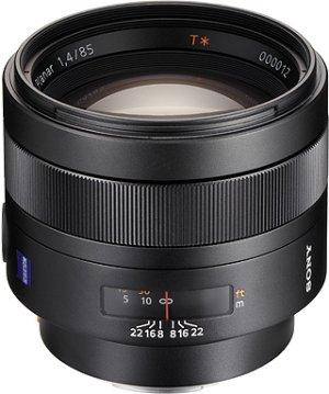 Sony teleobjektiv 85mm SAL-85F14Z pro ALPHA