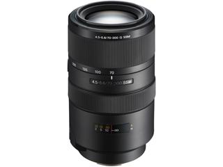 Sony objektiv SAL70300G.AE pro ALPHA