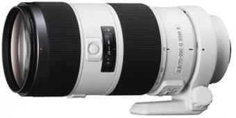 Sony objektiv 70-200mm SAL-70200G2 pro ALPHA