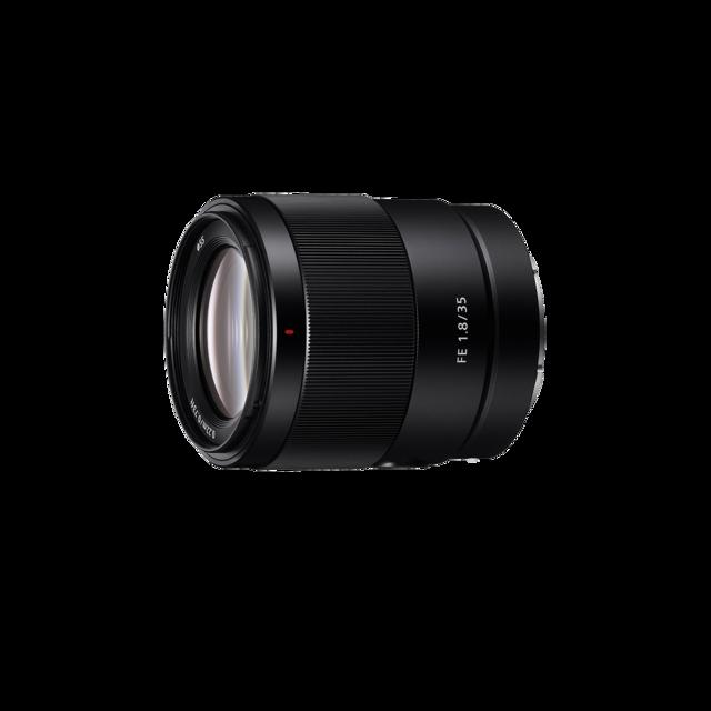 Sony objektiv FE 35 mm F1.8 - SEL35F18F.SYX