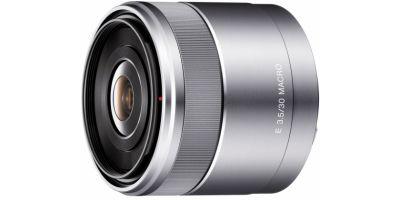 Sony objektiv SEL-30M35,30mm,F3,5,MAKRO,NEX - SEL30M35.AE