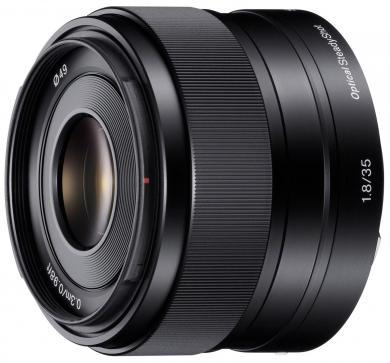 Sony objektiv SEL-35F18,35mm,F1,8 pro NEX - SEL35F18.AE