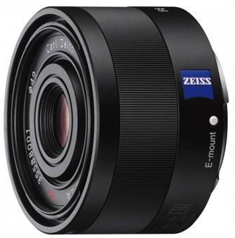 Sony objektiv SEL-35F28Z,F2,8,Full Frame, černý