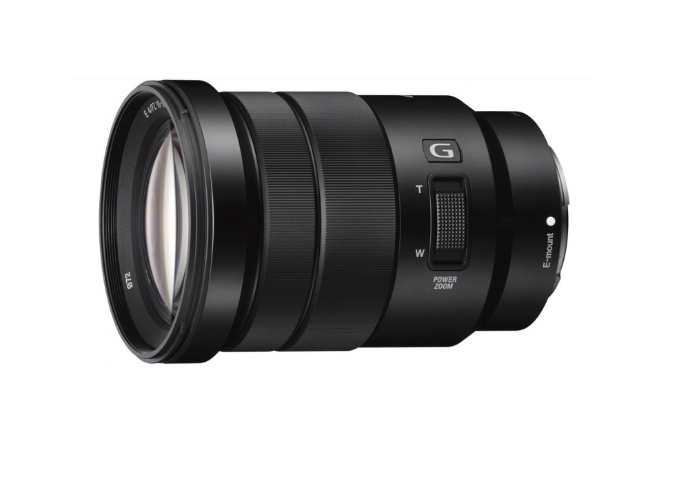 Sony objektiv SEL-P18105G, Full Frame, bajonet E