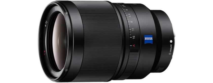 Sony objektiv SEL-35F14Z ,35mm,  Full Frame, bajonet E