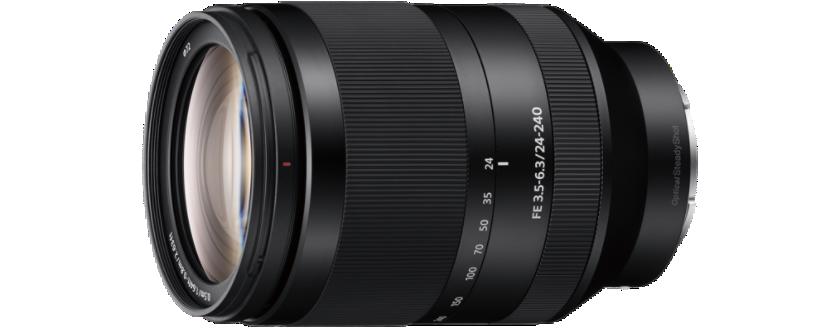 Sony objektiv SEL-24240, Full Frame, bajonet E
