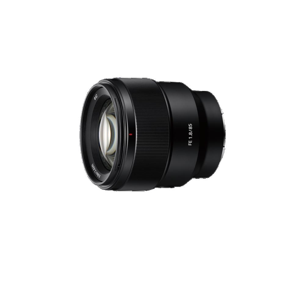 Sony objektiv SEL-85F18, 85mm, Full Frame, bajonet E - SEL85F18.SYX