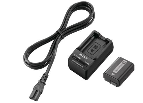 Sony sada baterie NP-FW50 + nabíječka BC-TRW