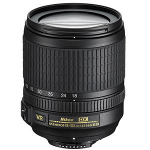 Nikon obj. 18-105MM F3.5-5.6G AF-S DX VR ED