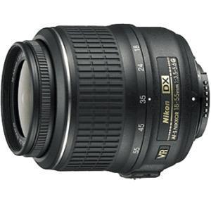 Nikon obj. 18-55MM F3.5-5.6G AF-S DX VR