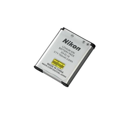EN-EL19 dobíjecí baterie pro S2500/3100/4100