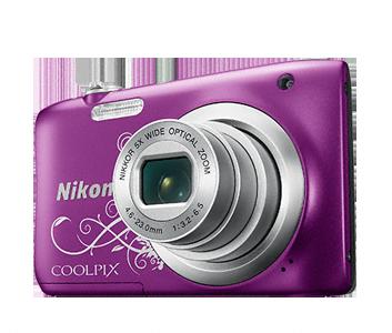 Nikon Coolpix A100 fial.Line,20,1M, 5xOZ, HD Video