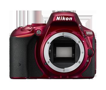 NIKON D5500 RED