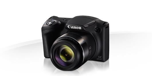 Canon PowerShot SX420 IS černý
