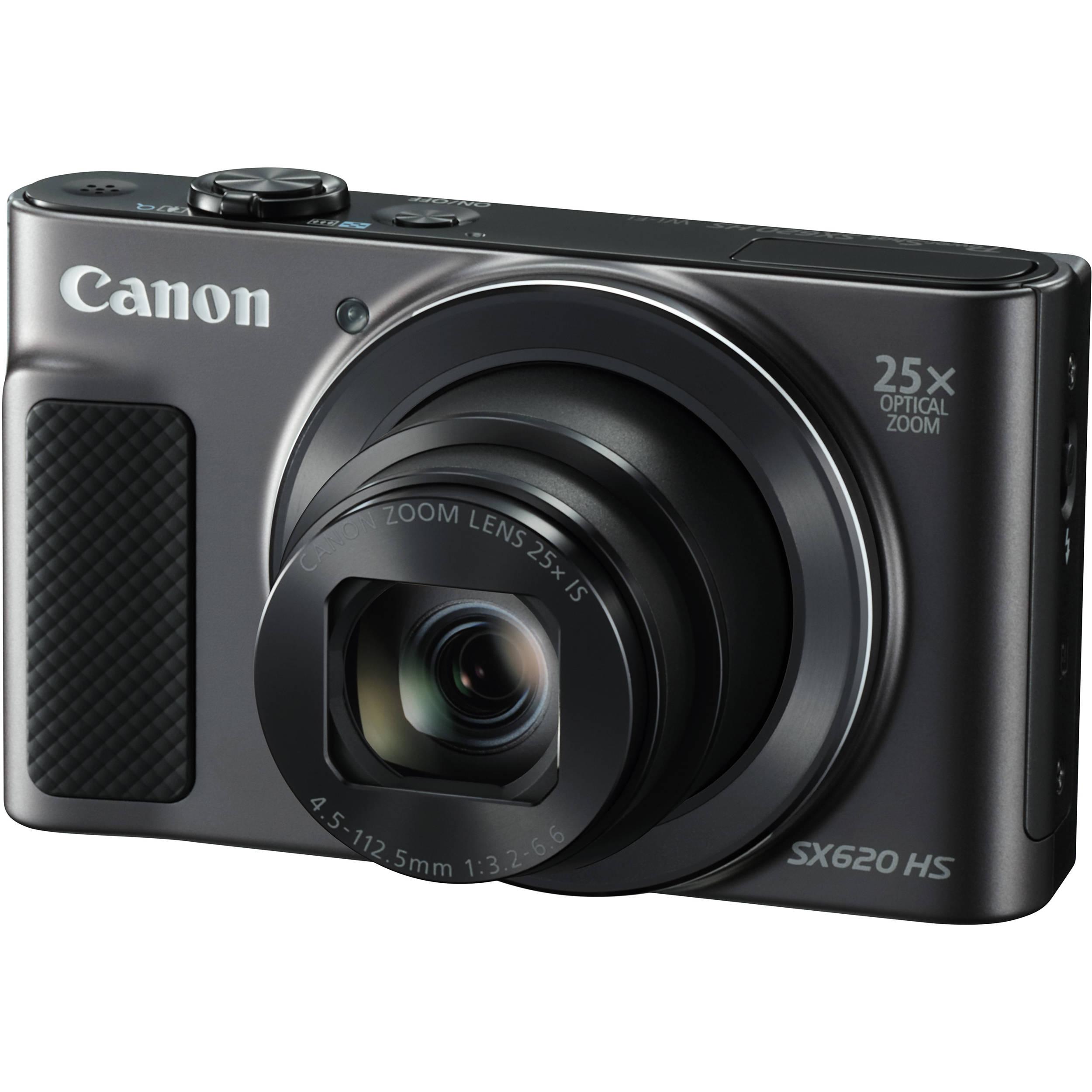 Canon PowerShot SX620 černý