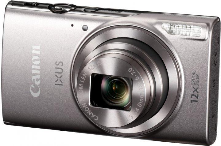Canon IXUS 285 HS stříbrný
