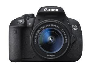 Canon EOS 700D 18-135 STM+40 STM 4CE