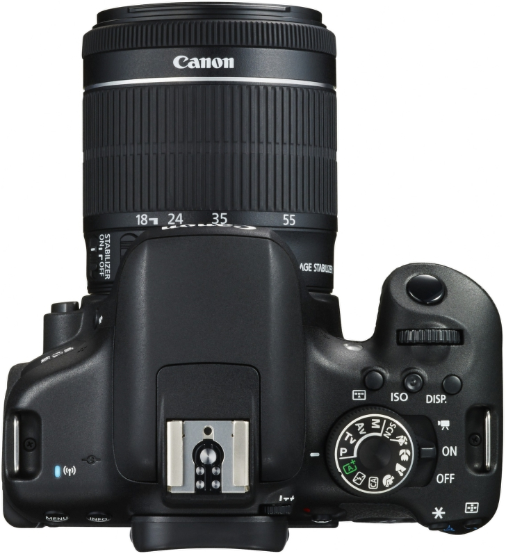 Canon EOS 750D 18-55 IS