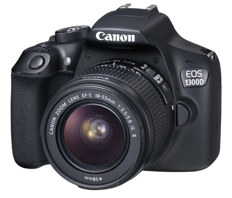 Canon EOS 1300D 18-55 IS