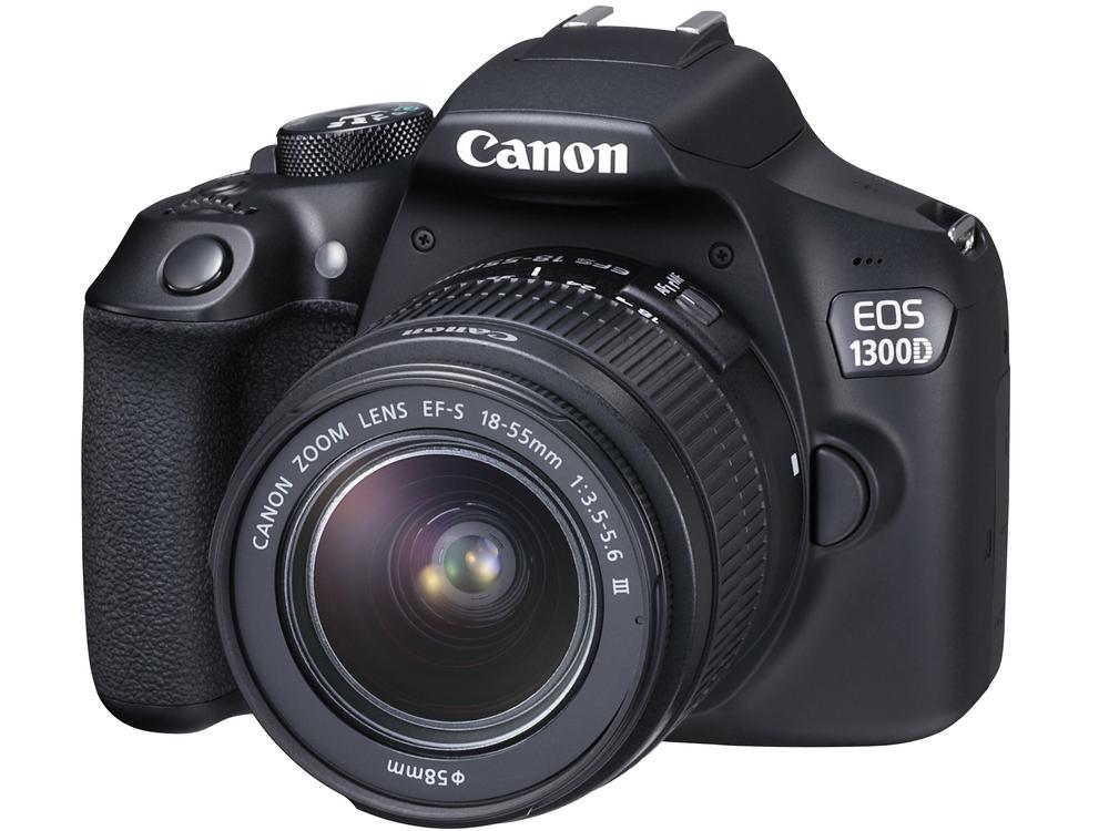 Canon EOS 1300D 18-55 DC