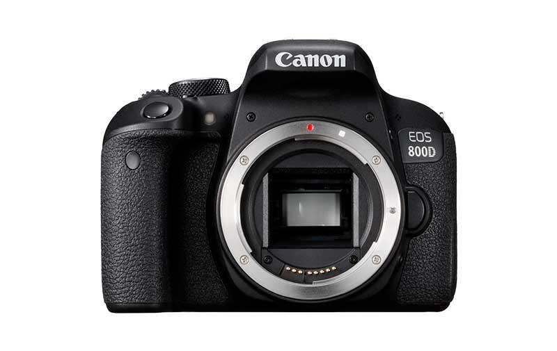 Canon EOS 800D BK 18-200