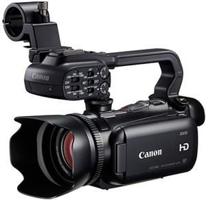 Canon XA10 profi kamera