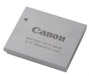 Canon  akumulátor NB-4L pro Ixus 30/40/50/100/110