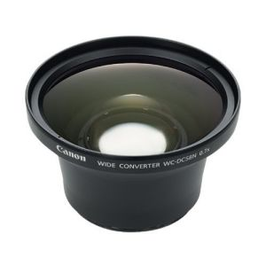Canon širokoúhlý konvertor WC-DC58N pro G3/G5