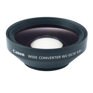 Canon širokoúhlý konvertor WC-DC10 pro S80