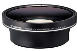 Canon širokoúhlý konvektor WD-H58
