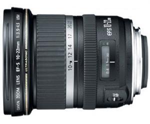 Canon objektiv EF-S 10-22mm f/3,5-4,5 USM