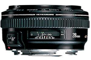 Canon objektiv s pev. ohniskem EF 28mm f/1.8 USM