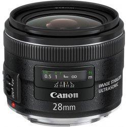 Canon objektiv s pev.ohniskem EF 28mm f/2.8 IS USM