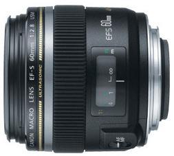 Canon objektiv EF-S 60mm f/2.8 macro USM