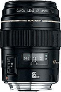 Canon objektiv s pev.ohniskem 'EF 85mm f/1.8 USM