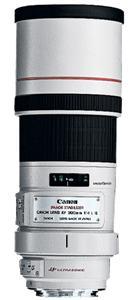 Canon objektiv s p.ohniskem EF 300mm f/4.0L IS USM