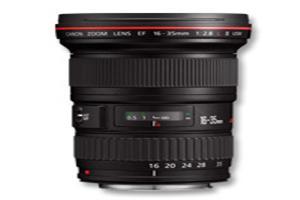 Canon Zoom objektiv EF 16-35mm f/2.8 LII USM