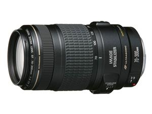 Canon Zoom objektiv EF 70-300mm f/4.0-5.6 L IS USM